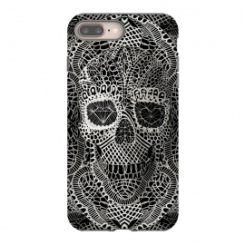 iPhone 8/7 plus  Lace Skull by Ali Gulec ()