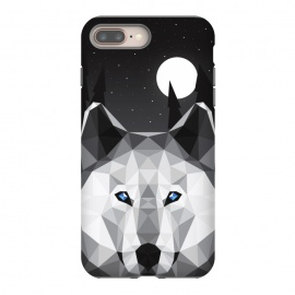 iPhone 8/7 plus  The Tundra Wolf by Davies Babies ()